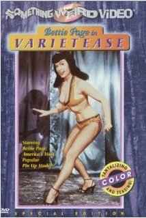 Bettie Page, Lili St. Cyr, Monica Lane Varietease